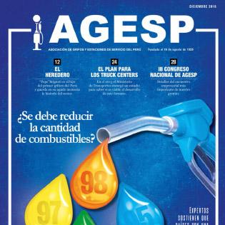Revista AGESP – Diciembre