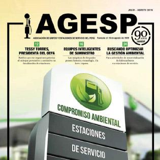 Revista AGESP – Julio