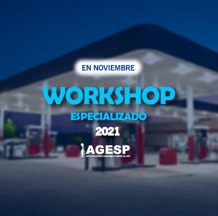 Workshop para EDS 2021