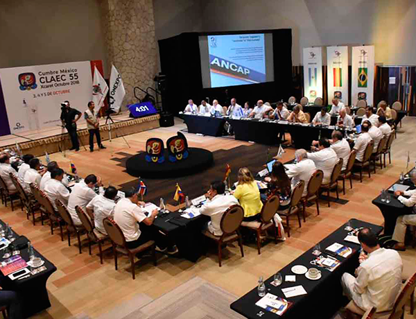 Claec 55 – Cumbre México