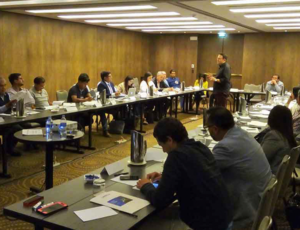 Workshop para Propietarios de EDS 2018